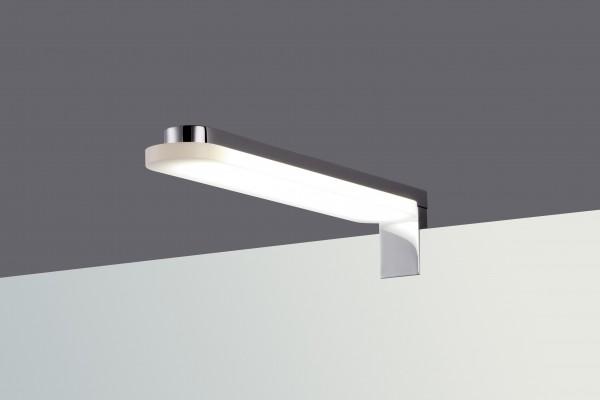 LED Chrom Spiegel Aufbau Leuchte 3W - Typ 003-D