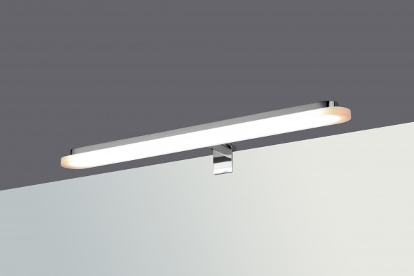 LED Chrom Spiegel Aufbau Leuchte 5W - Typ 010A