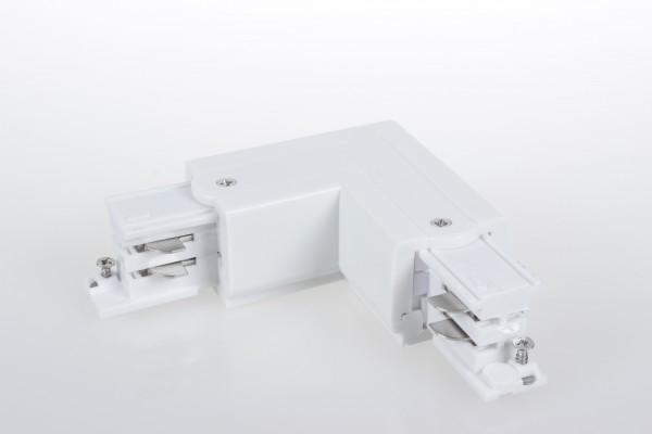 L-Verbinder für 3-Phasen Stromschiene Rechts