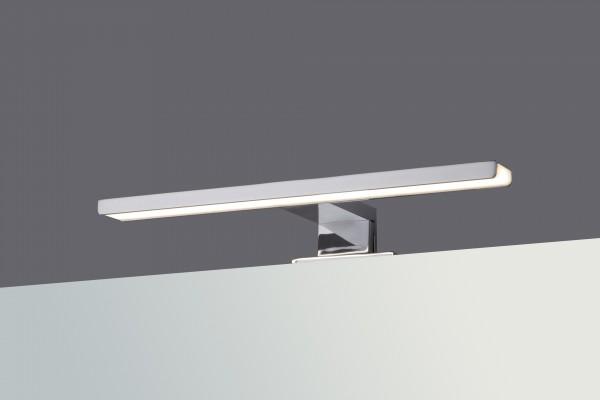 LED Chrom Spiegel Aufbau Leuchte 8W - Typ 600P