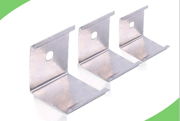 Halteklammer für LED Leiste