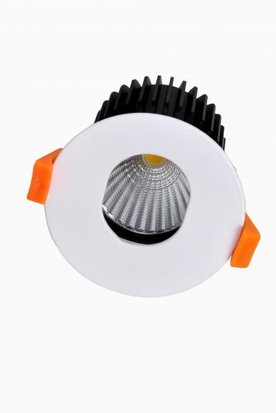 10W LED COB Einbaustrahler schwenkbar Deckenausschnitt 75mm