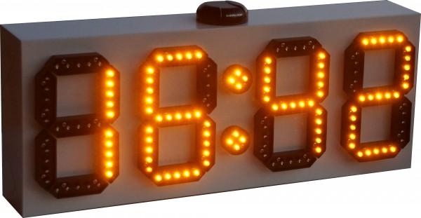 15cm LED GPS Uhr/Temperatur Anzeige für Apotheken