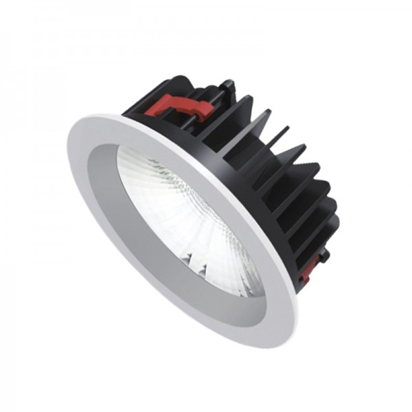 12W LED COB Einbaustrahler Deckenausschnitt 95mm