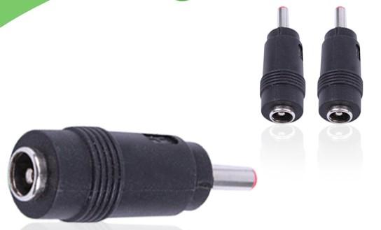 Netzteil Adapter Buchse 3,5mm zu 5,5x2,1mm